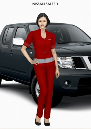 Call 0811-190-500 or 0815-8390-500 for Consultation SERAGAM KANTOR NISSAN MOTOR